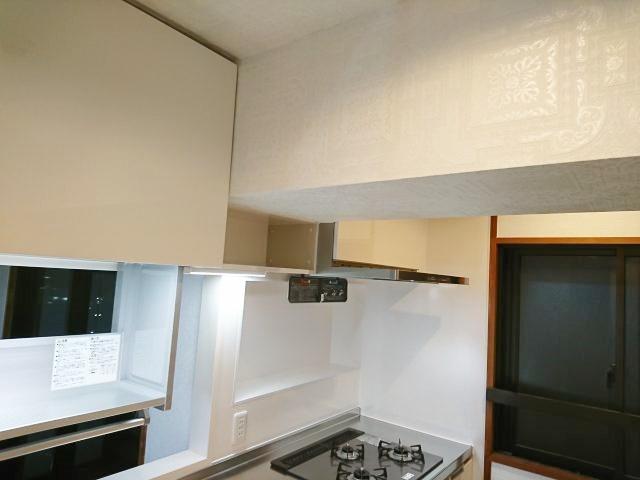 キッチン内装工事