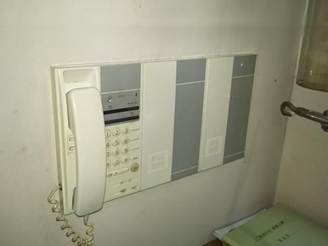 インターホン機能付き電話システム