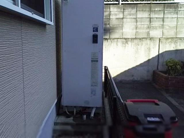 既存の電気温水器