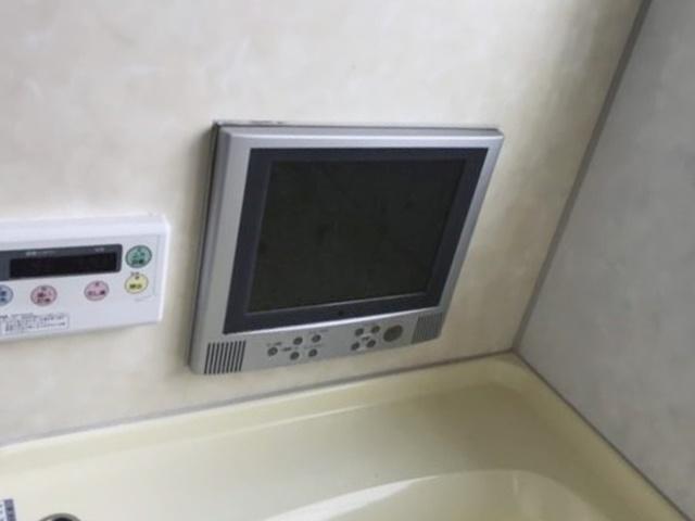 既設浴室テレビ