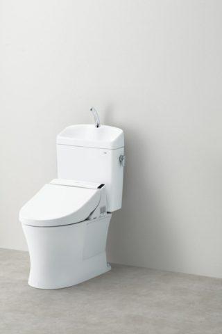 ピュアレストQR 手洗いあり