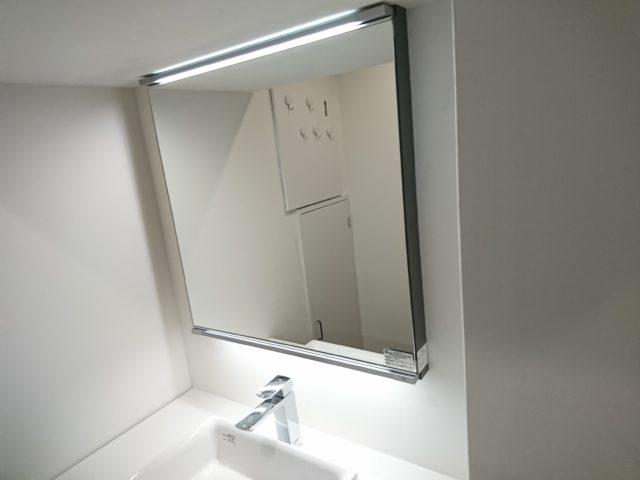 エスクア 木製一面鏡