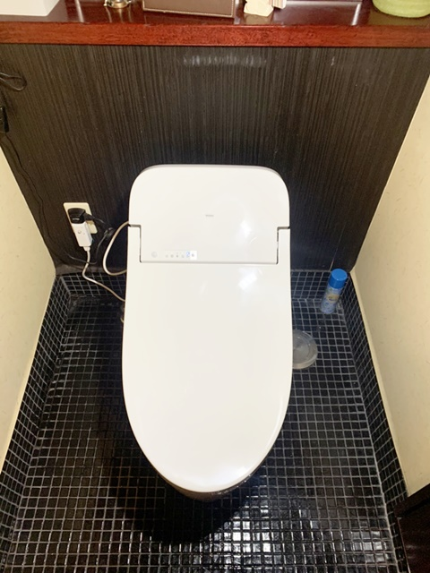 TOTO トイレ ウォシュレット一体型便器 GG1グレード