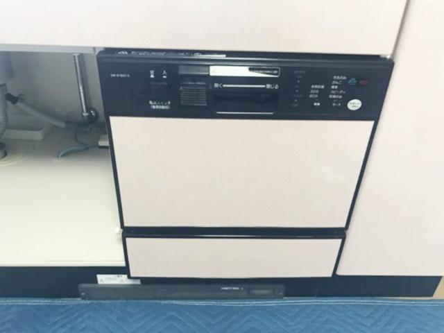 食洗機取替工事前