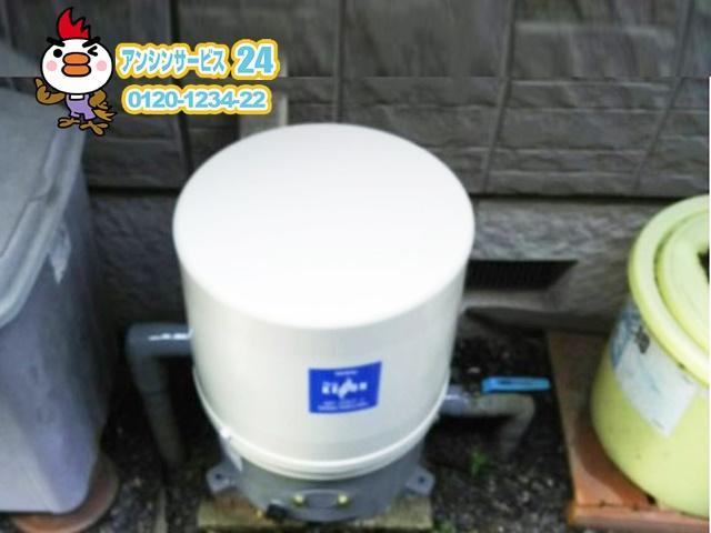 テラル 浅井戸ポンプ
