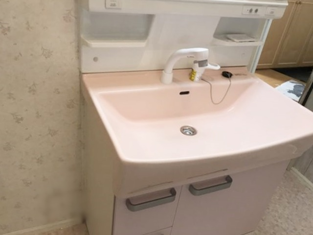 ノーリツ シャンピーヌ 洗面台