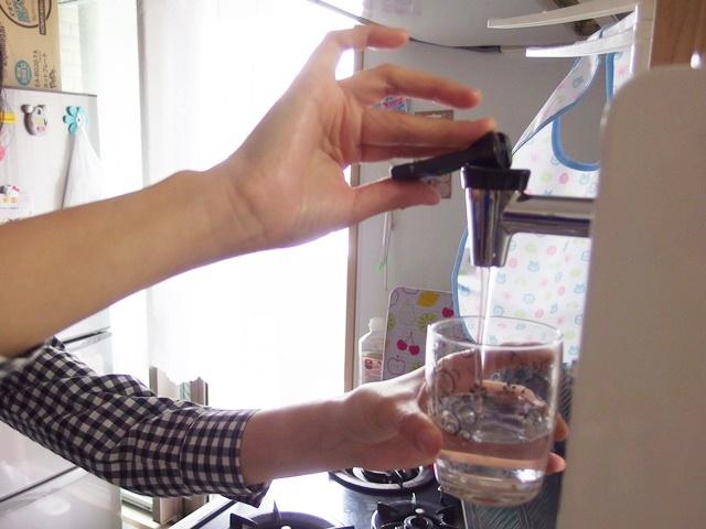 使いやすい浄水器