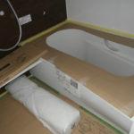 システムバス浴槽取付