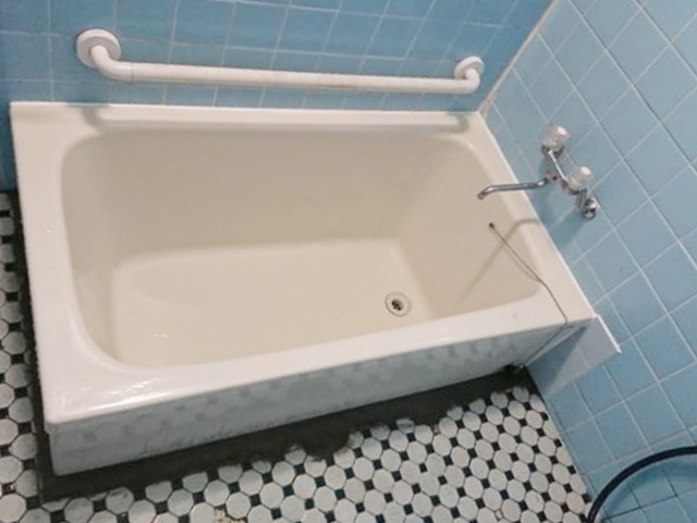 TOTO ポリバス(FRP浴槽)