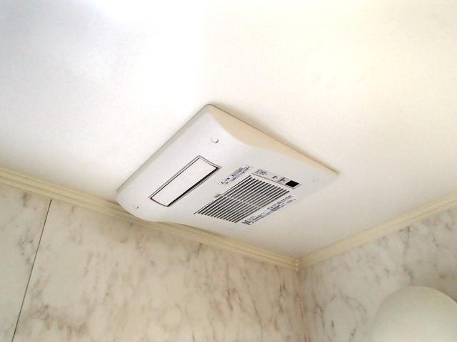 浴室暖房乾燥機新設工事 名古屋市天白区 パナソニック