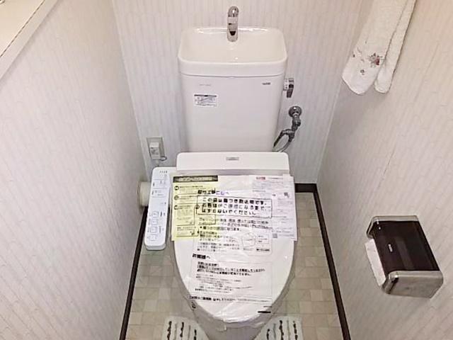 知多郡南知多町 トイレ取替工事 TOTO