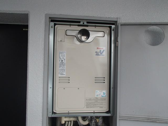 名古屋市北区 ガス熱源機取替工事