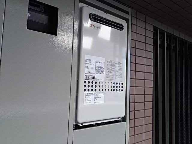 川崎市幸区 高温差し湯給湯器交換工事
