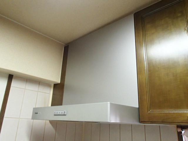 レンジフード取替工事(名古屋市天白区)