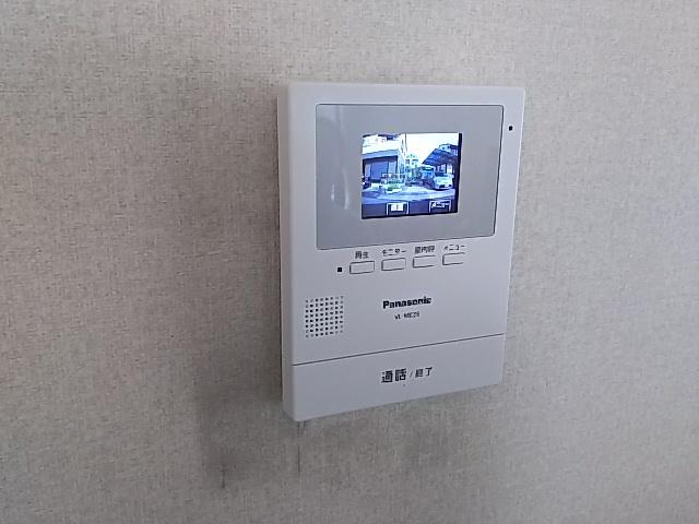 大和市インターホン交換工事(パナソニックVL-SE25X)