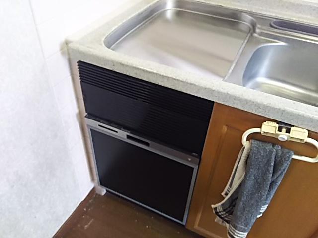 埼玉県さいたま市食洗機交換工事(リンナイRSW-404LP)