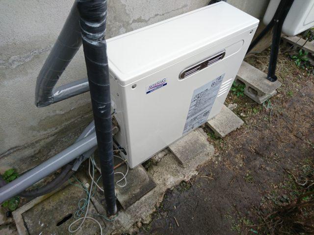額田郡幸田町石油給湯器交換工事(コロナUKB-AG470AMX(M))