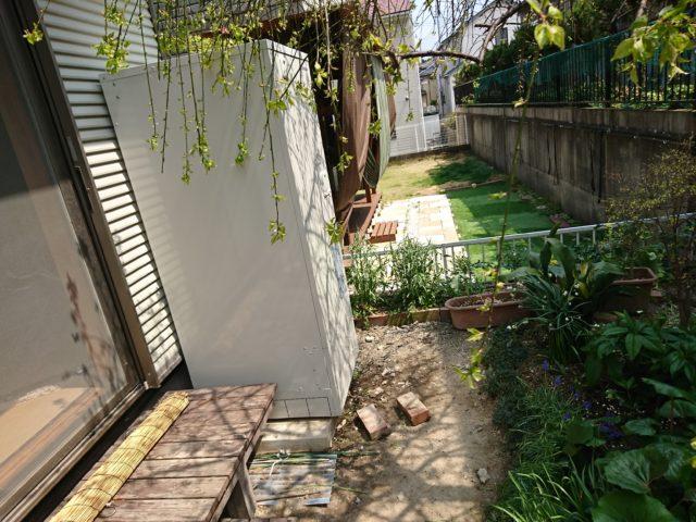 名古屋市緑区電気温水器取替工事(コロナUWH-46X2A2U-2)